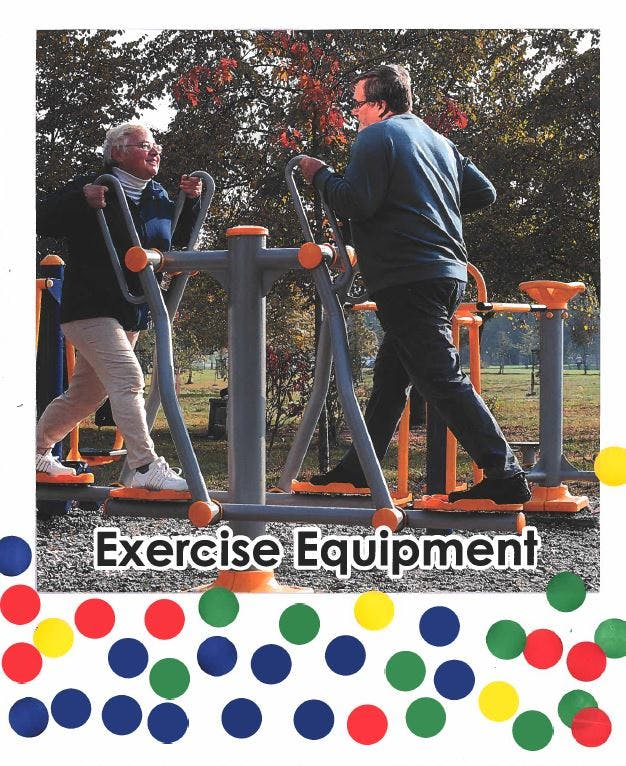 Exercise Equipment - 25 Votes