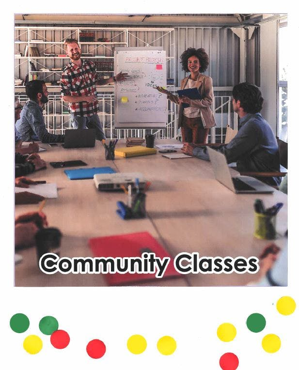 Community Classes - 12 Votes