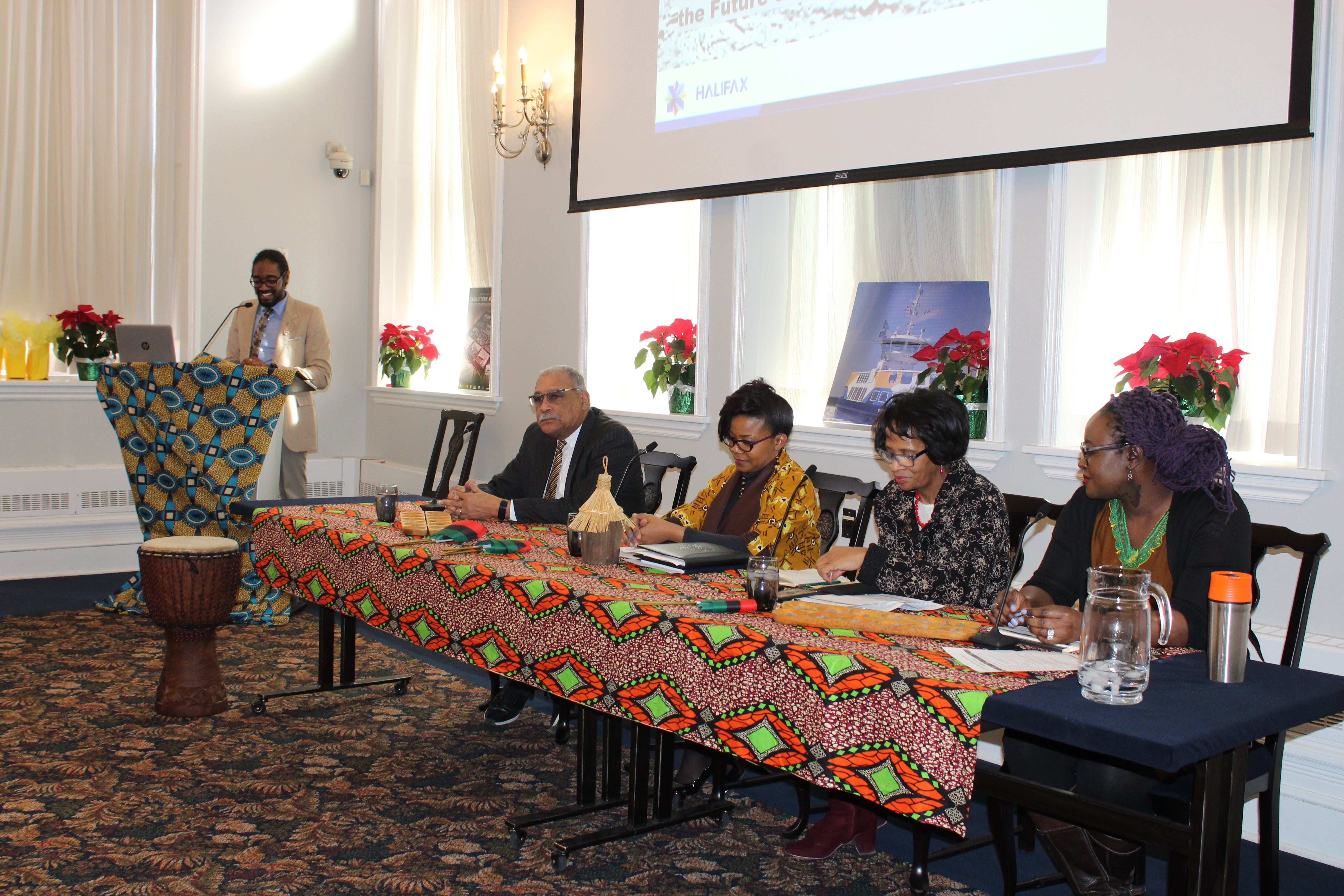 African Heritage Month 2019 - Race Relations, Black Experience and the Future of Municipal Government, Panel Discussion