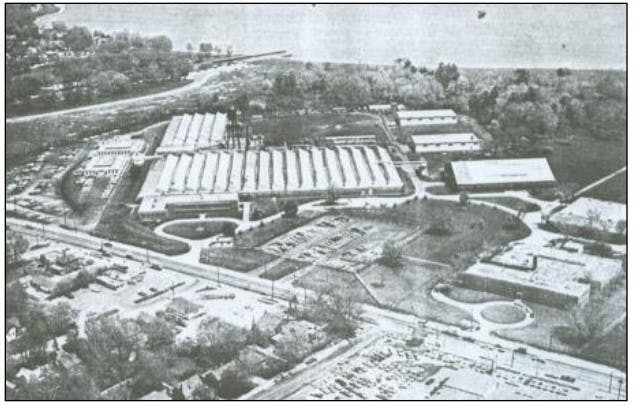 Small Arms Ltd Aerial 1949