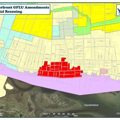Water St Re Gflu Water Industrial Edit 11x17 Basemap