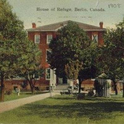 House of Industry and Refuge  -1908