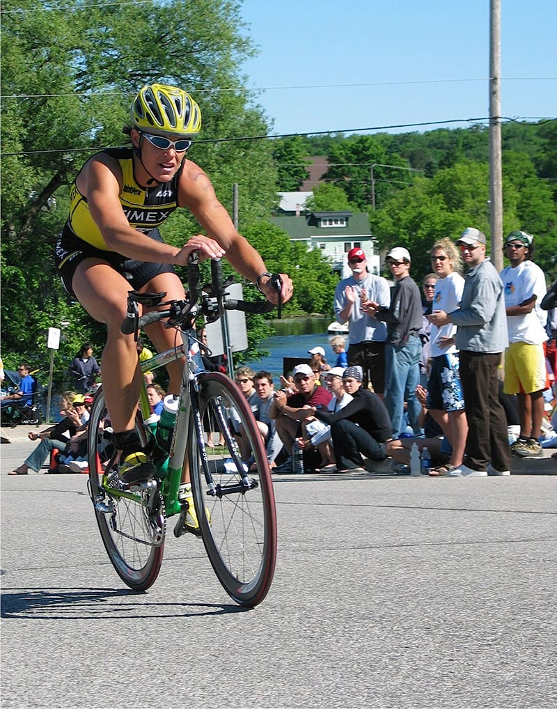 Ironman Bike Photo A