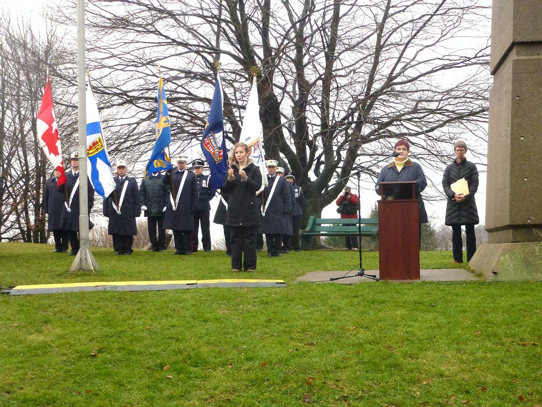 Halifax Explosion Memorial Ceremony