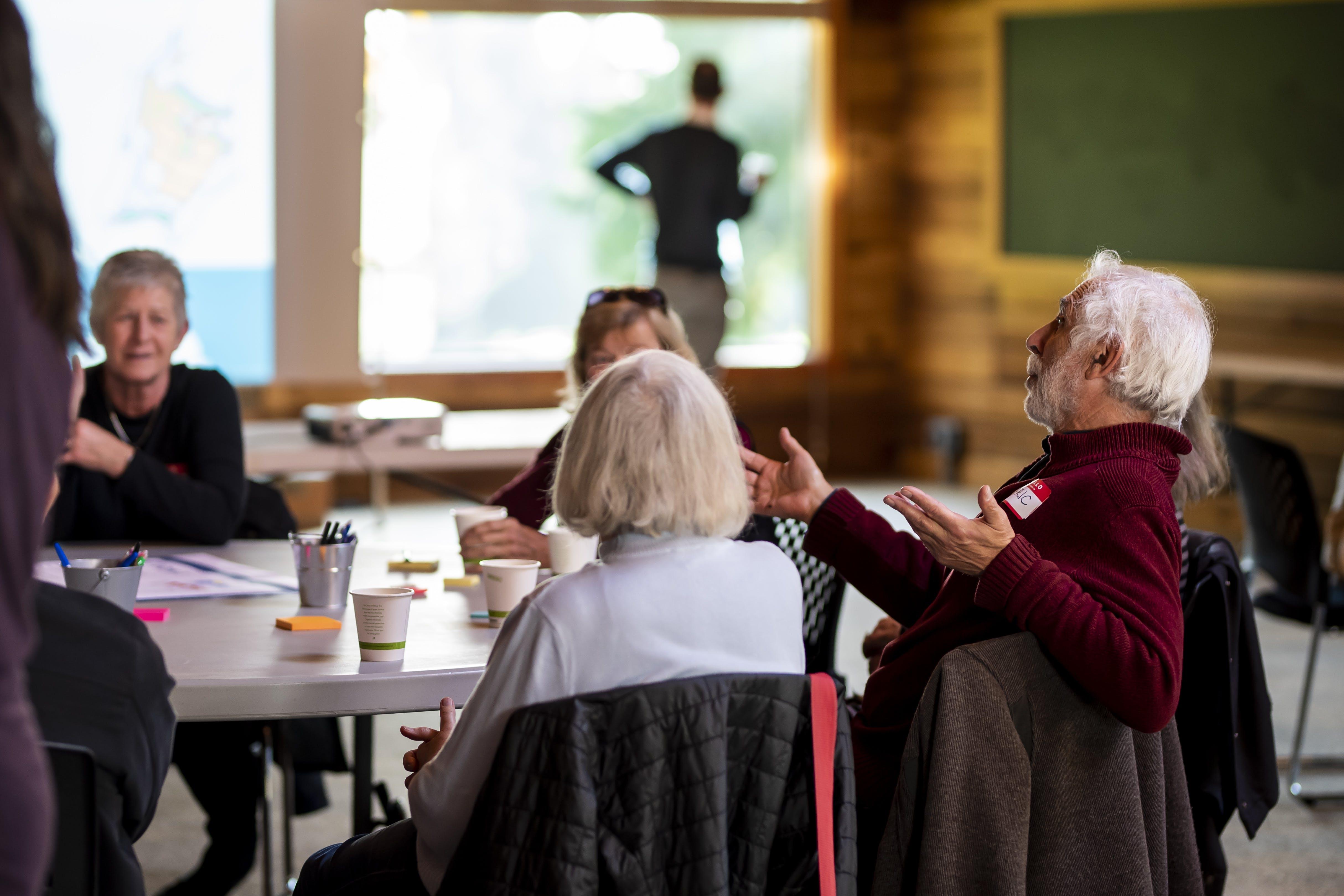 ShapeHSB Discussion Cafés | October 2019