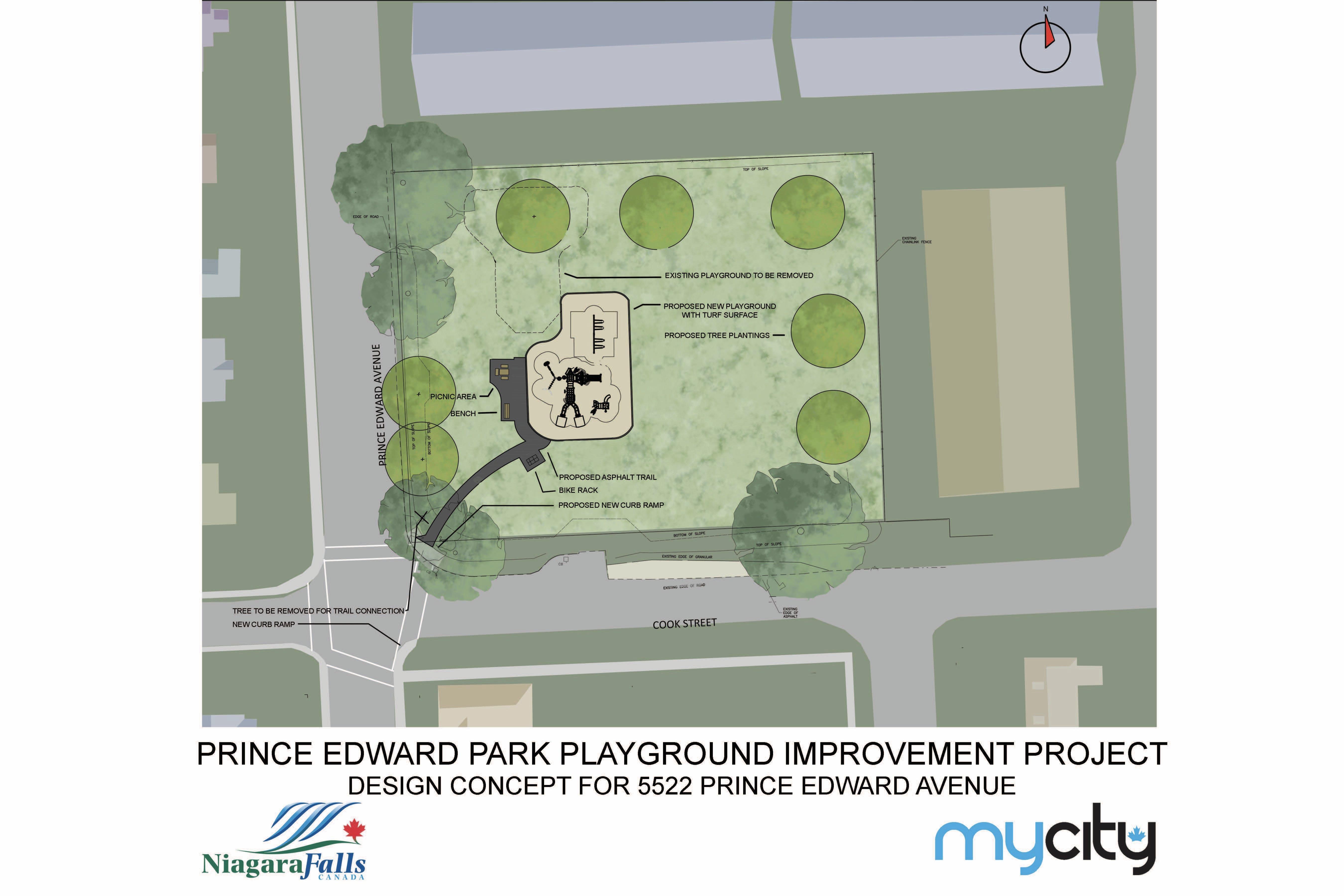 Prince Edward Park Concept