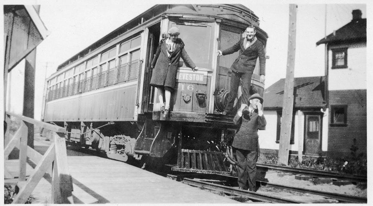 Steveston Tram
