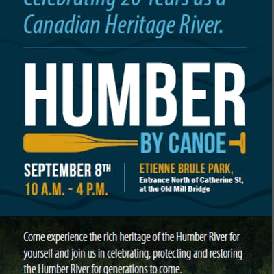 Humber by Canoe