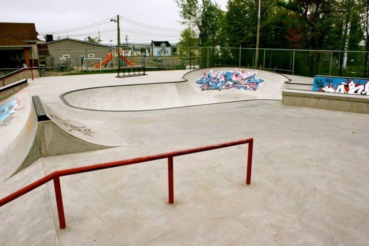 Dieppe Skate Park
