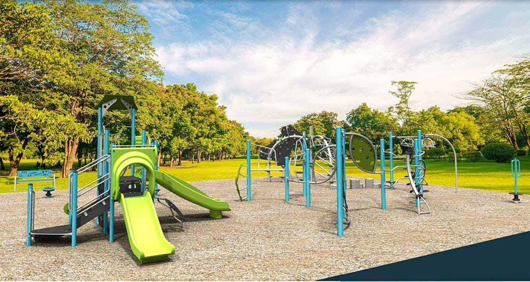 Renewed Coté Playground