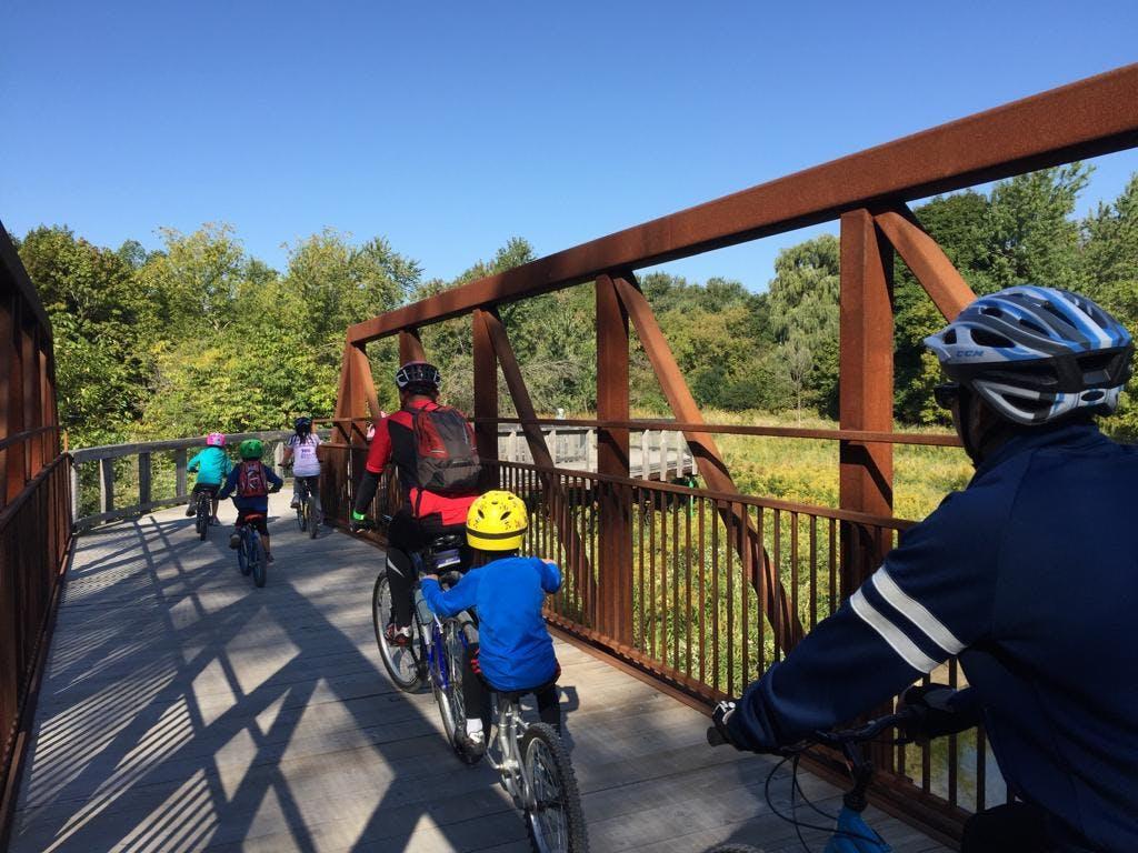 Recreational Cycling