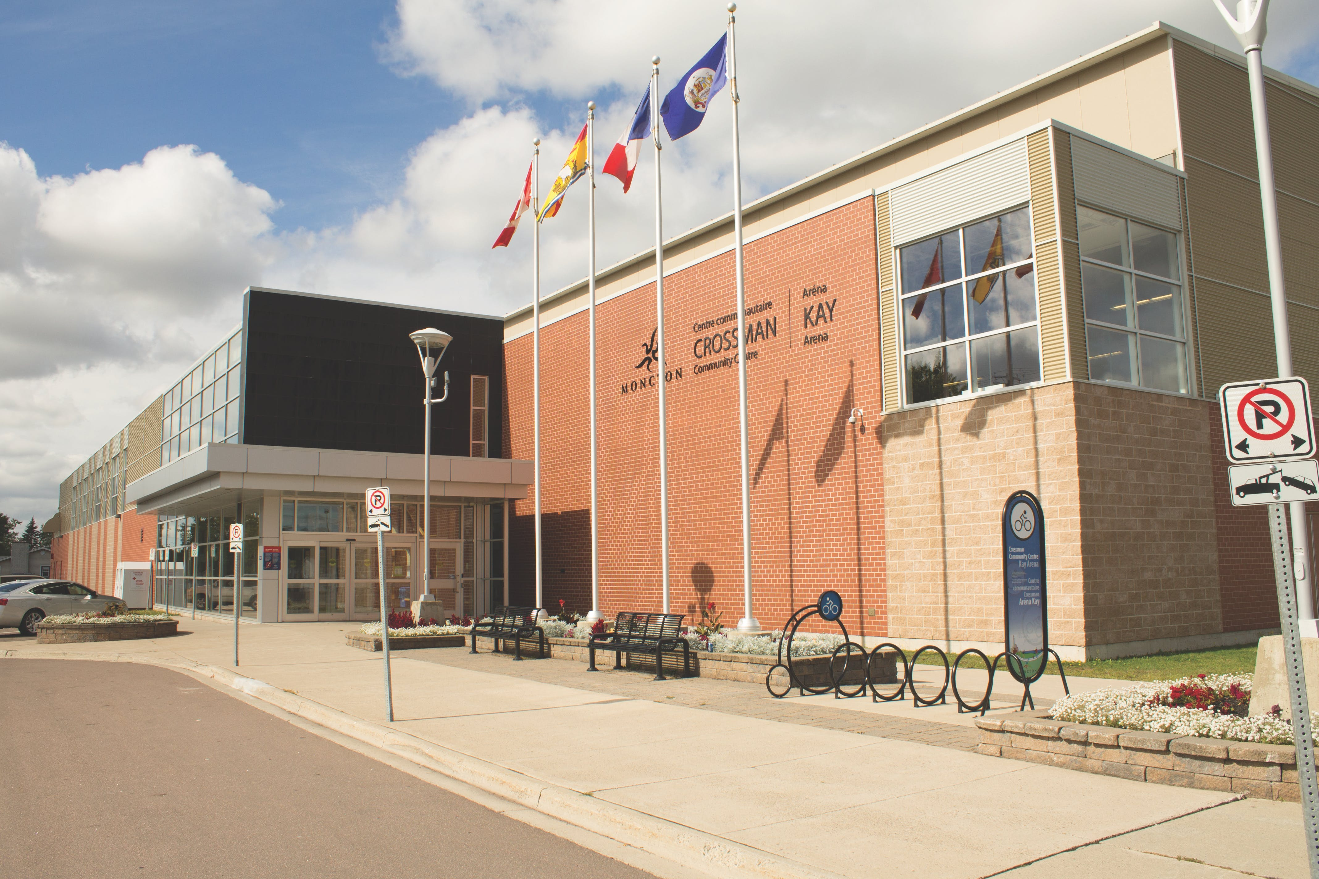 Crossman Community Centre - Kay Arena