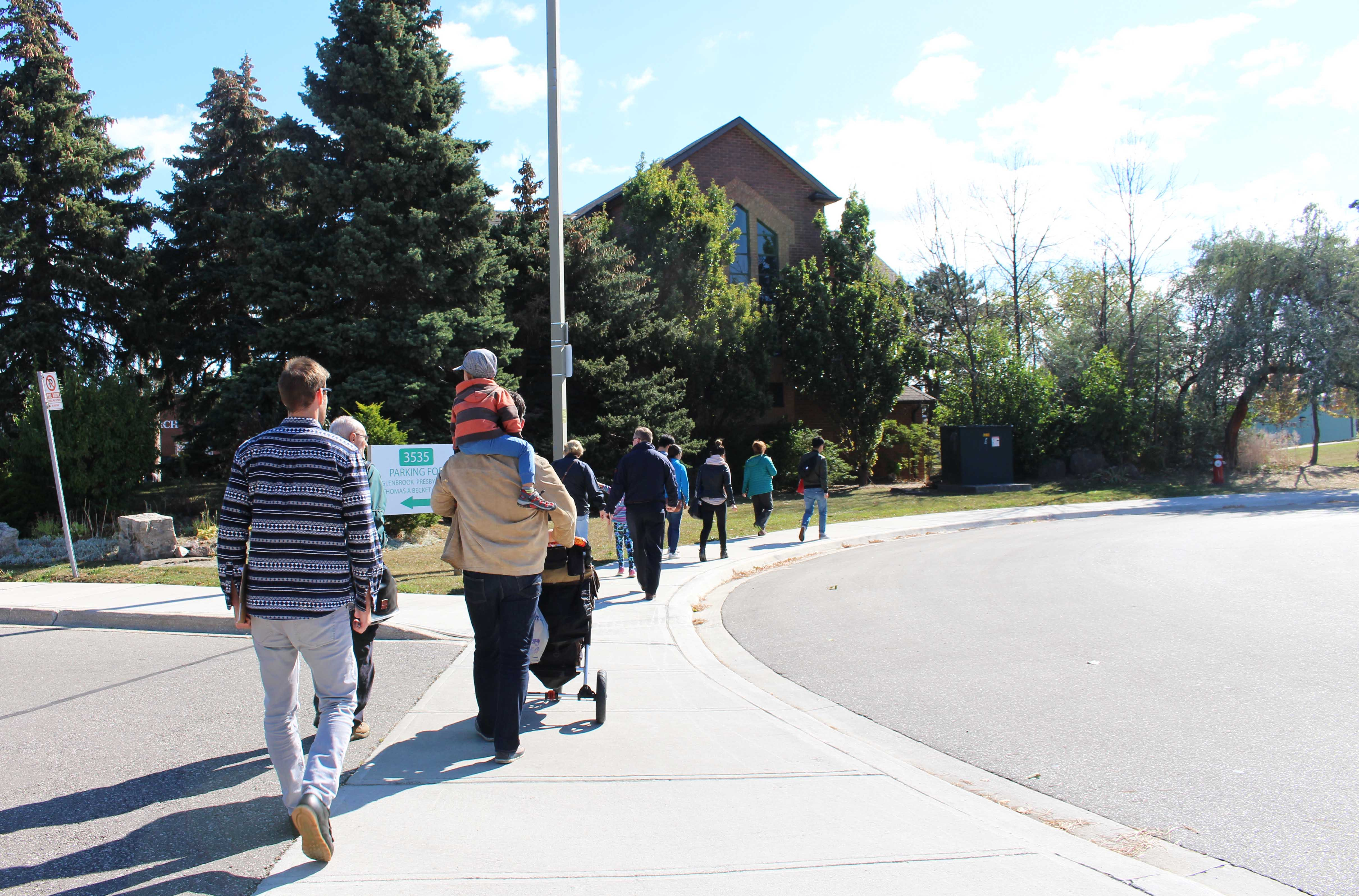 South Common Walking Audit