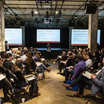 Consultation de l'écosystème d'affaires montréalais en design et en architecture