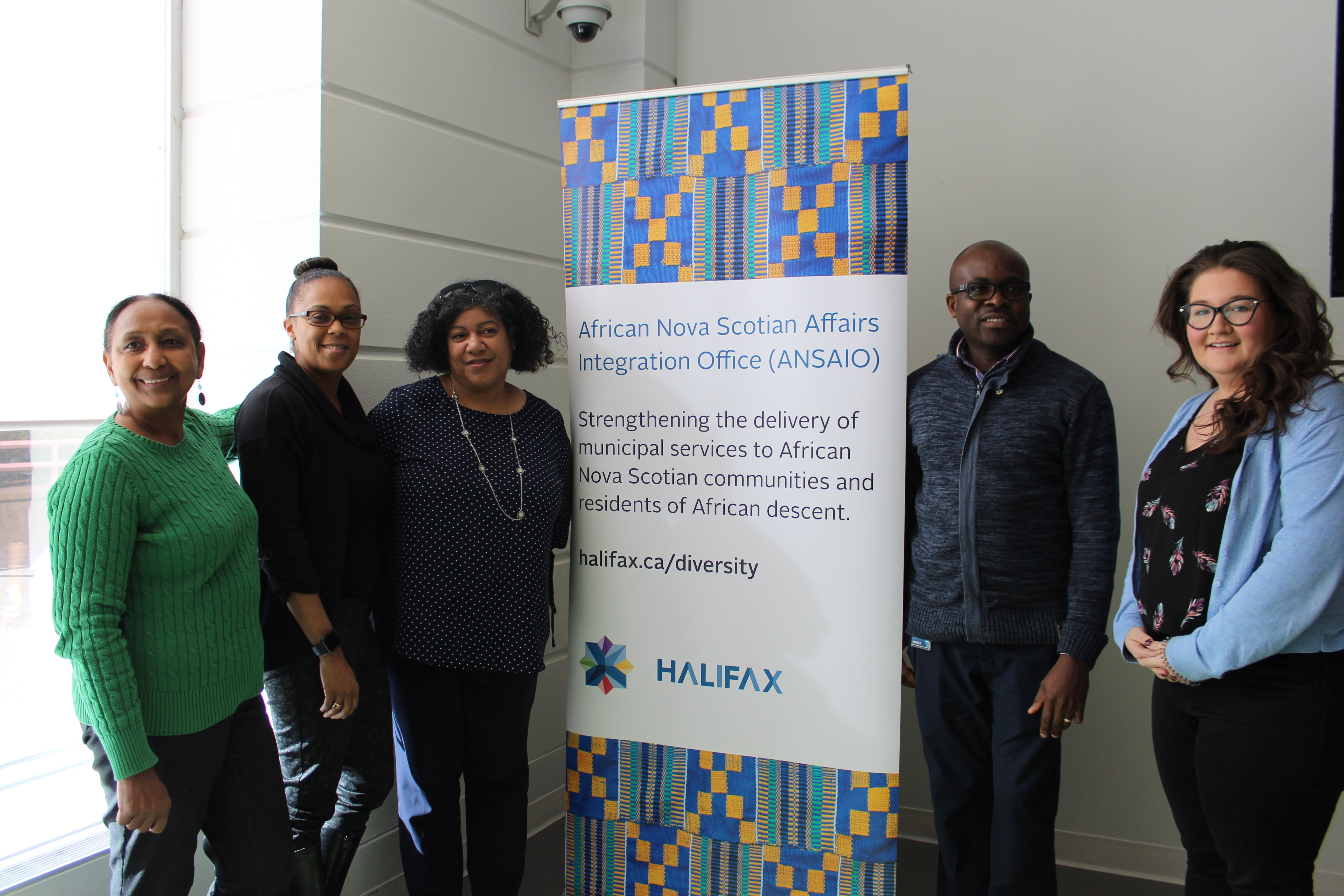 African Heritage Month 2019 – Africville Can't Stop Now, Lunch & Learn with Juanita Peters