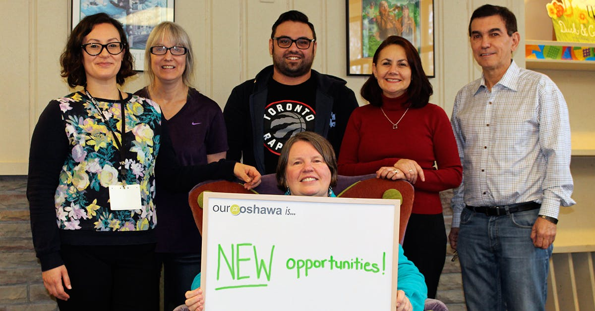 Oshawa Public Libraries, English as a Second Language Club