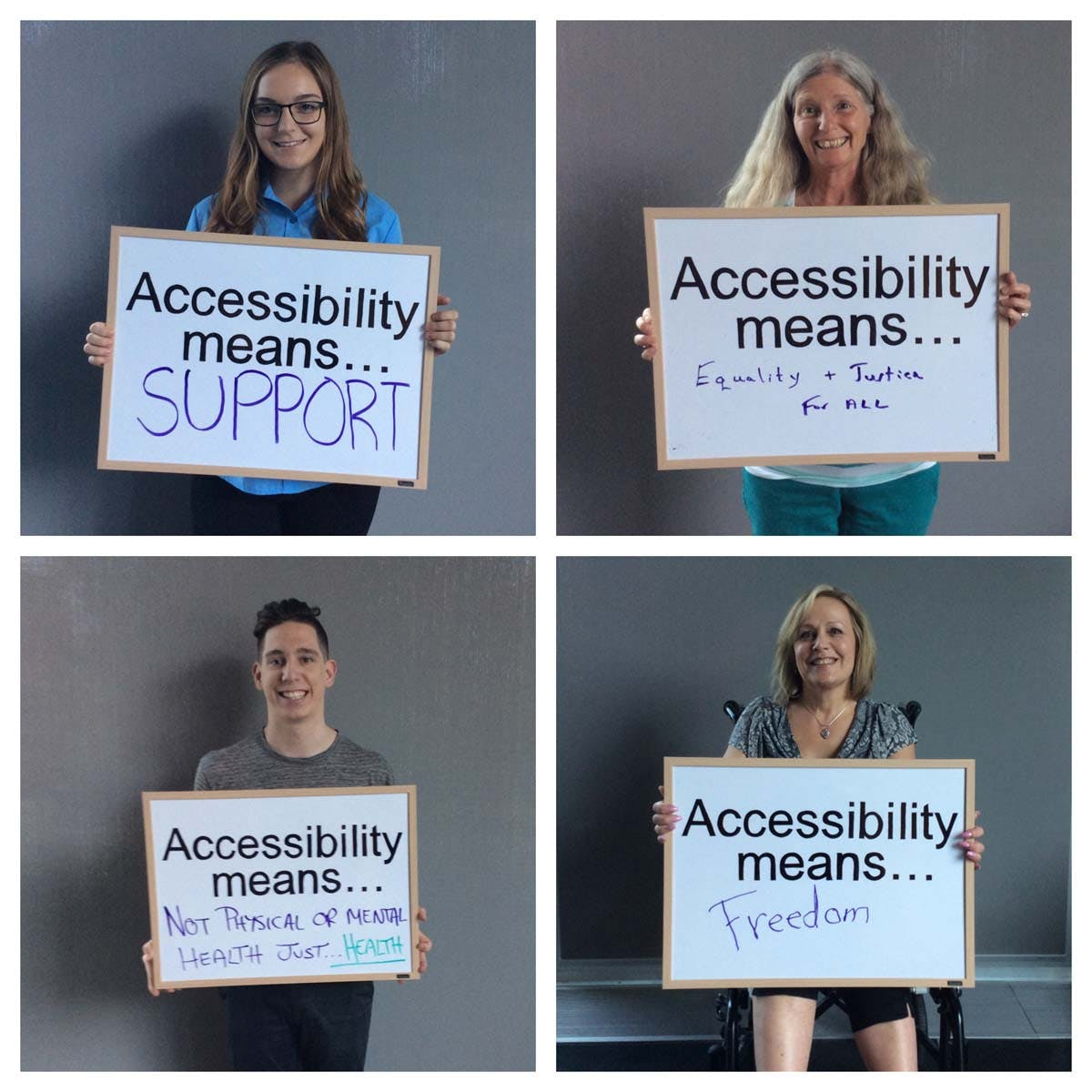 Accessibility Means
