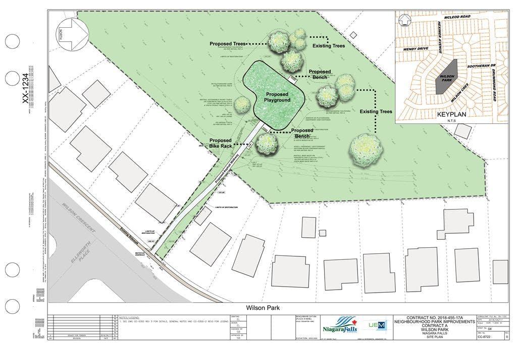 Wilson Concept Plan Rendered