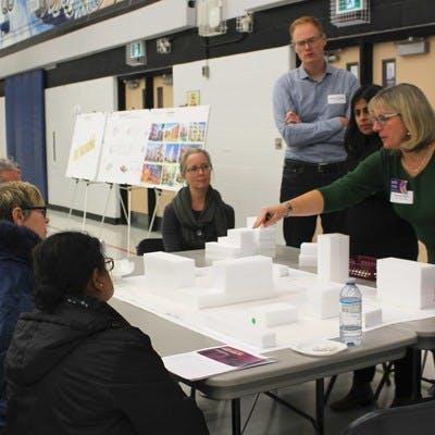 Community Meeting #2: Bus Tour & Design Charrette