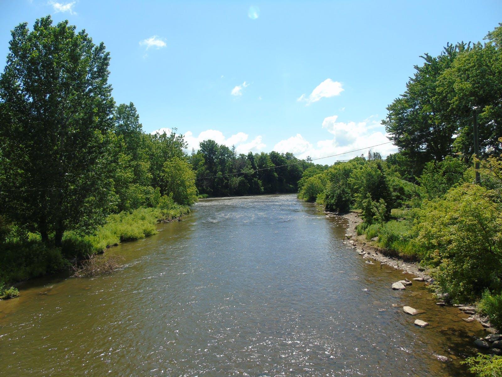Credit river 1