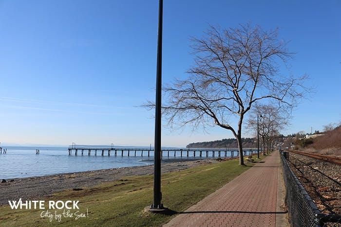 West Beach - White Rock - Promenade