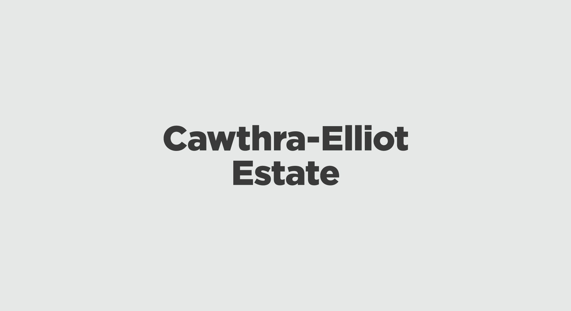 Cawthra Elliot Estate