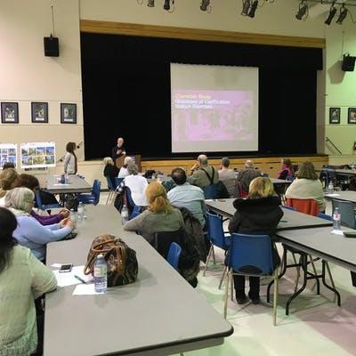 Community Meeting #3