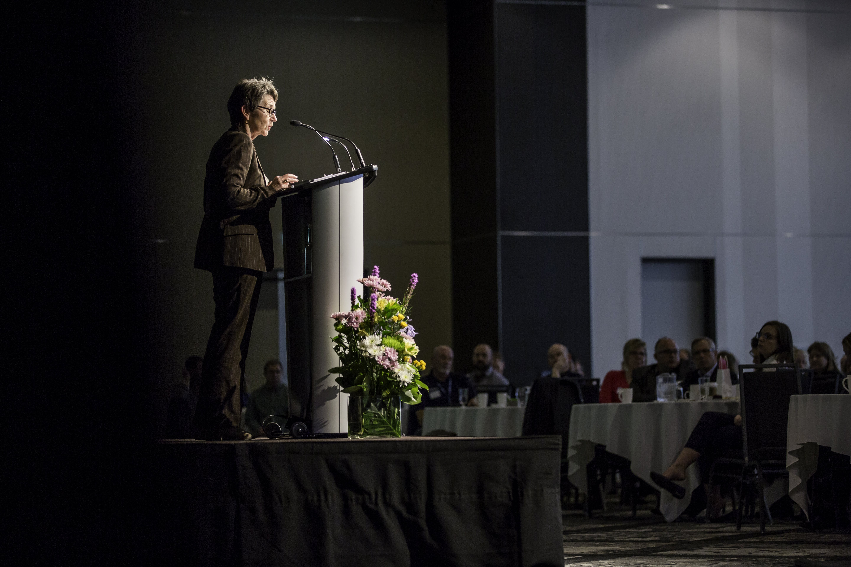 Jane Fraser, CFO, Director FAM & ICT, HRM Leadership Summit emcee