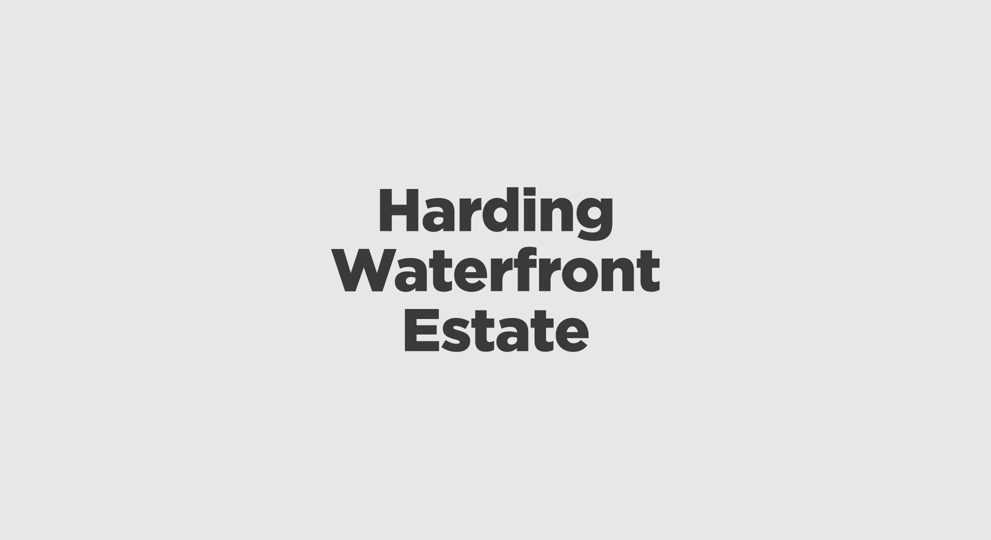 Harding Waterfront Estate