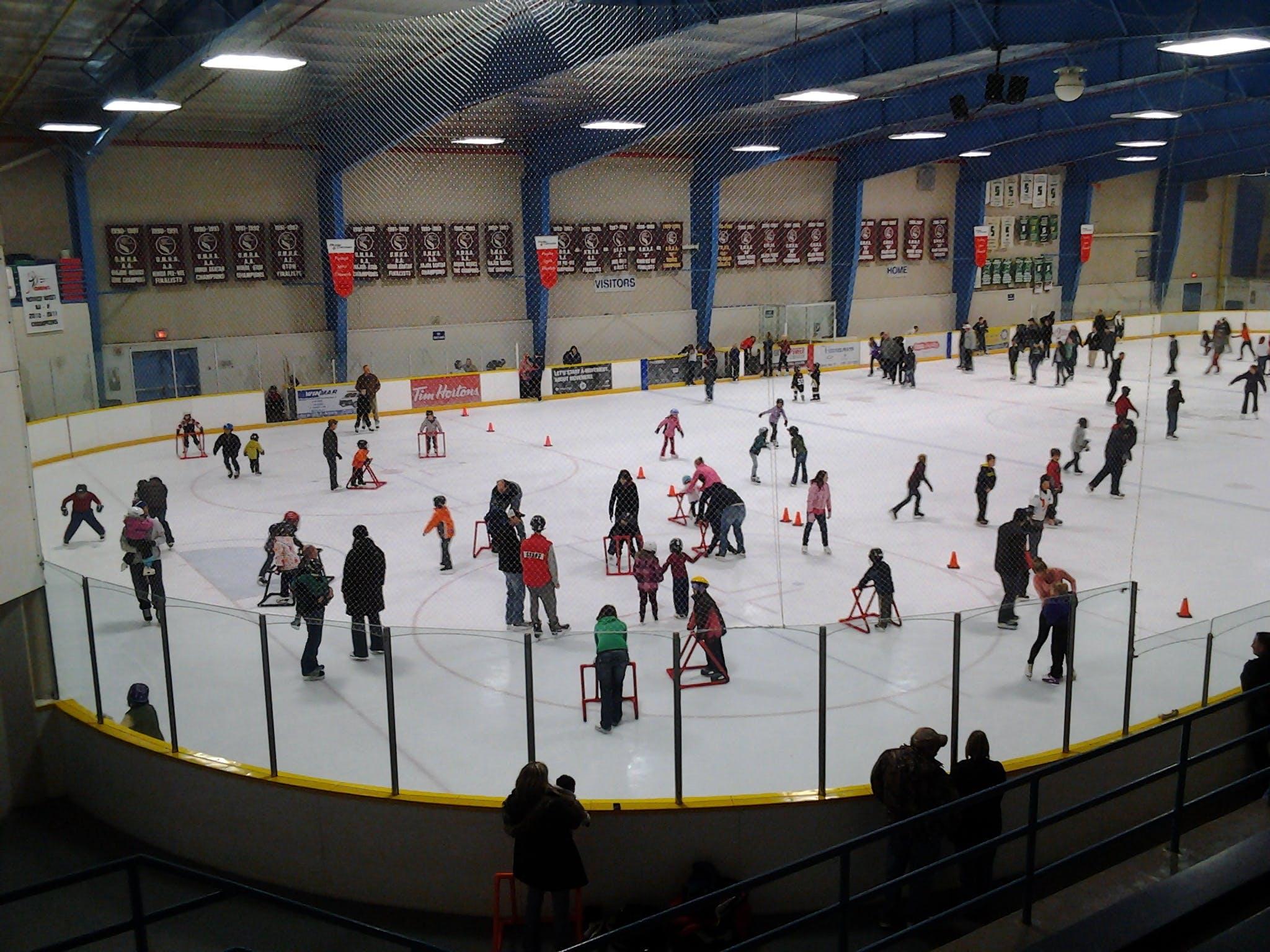 Ice Skating (2013)