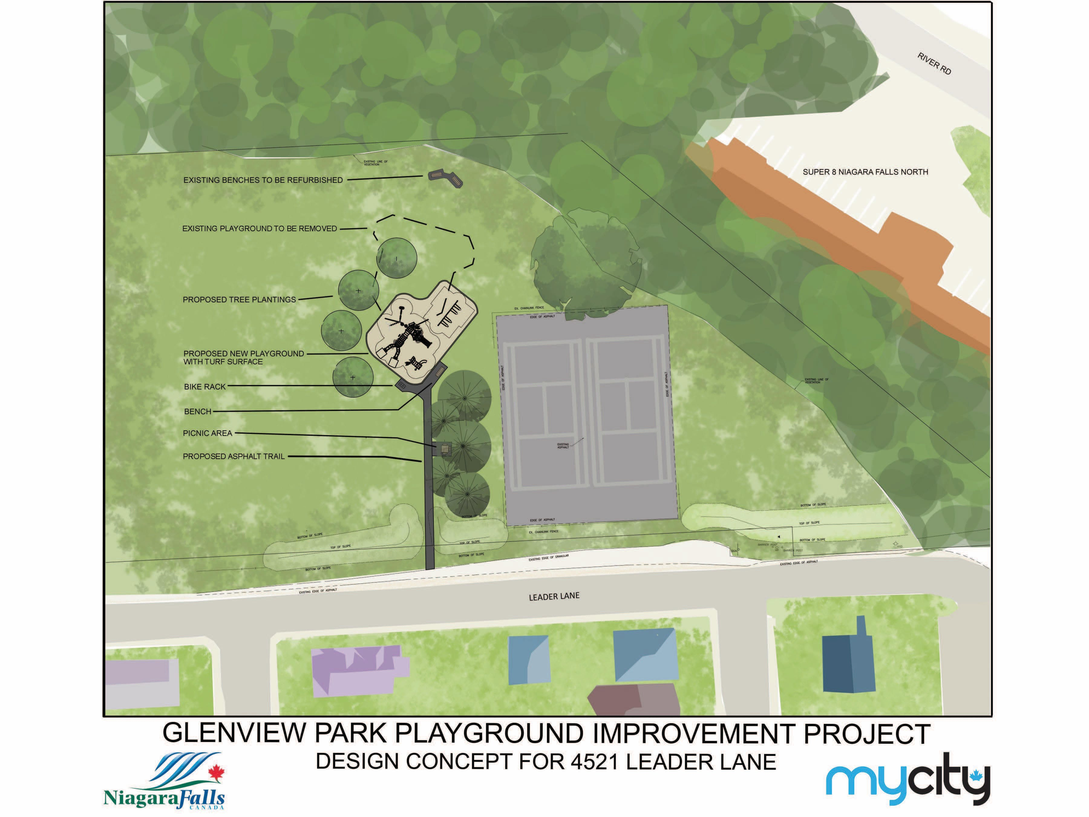 Glenview Park Concept