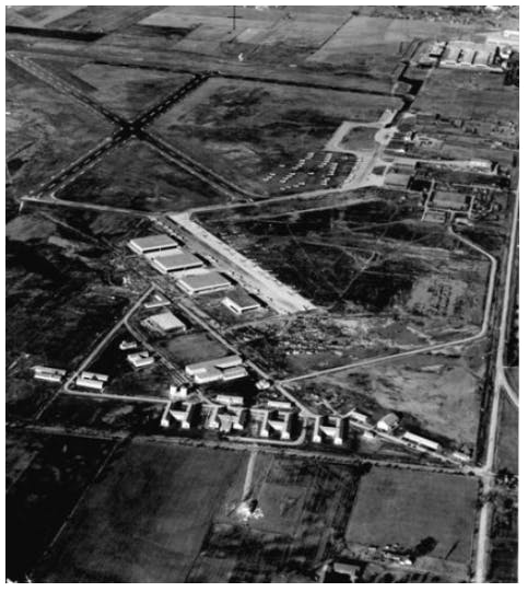 Malton Airport, 1940