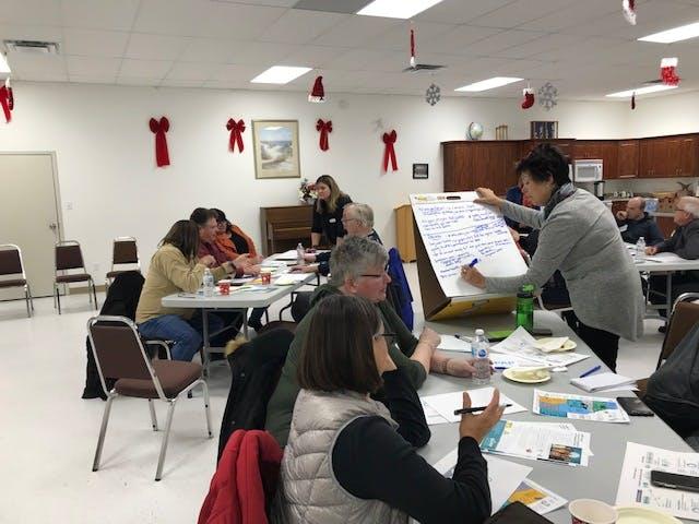 December 5: Barrhead Community Conversation