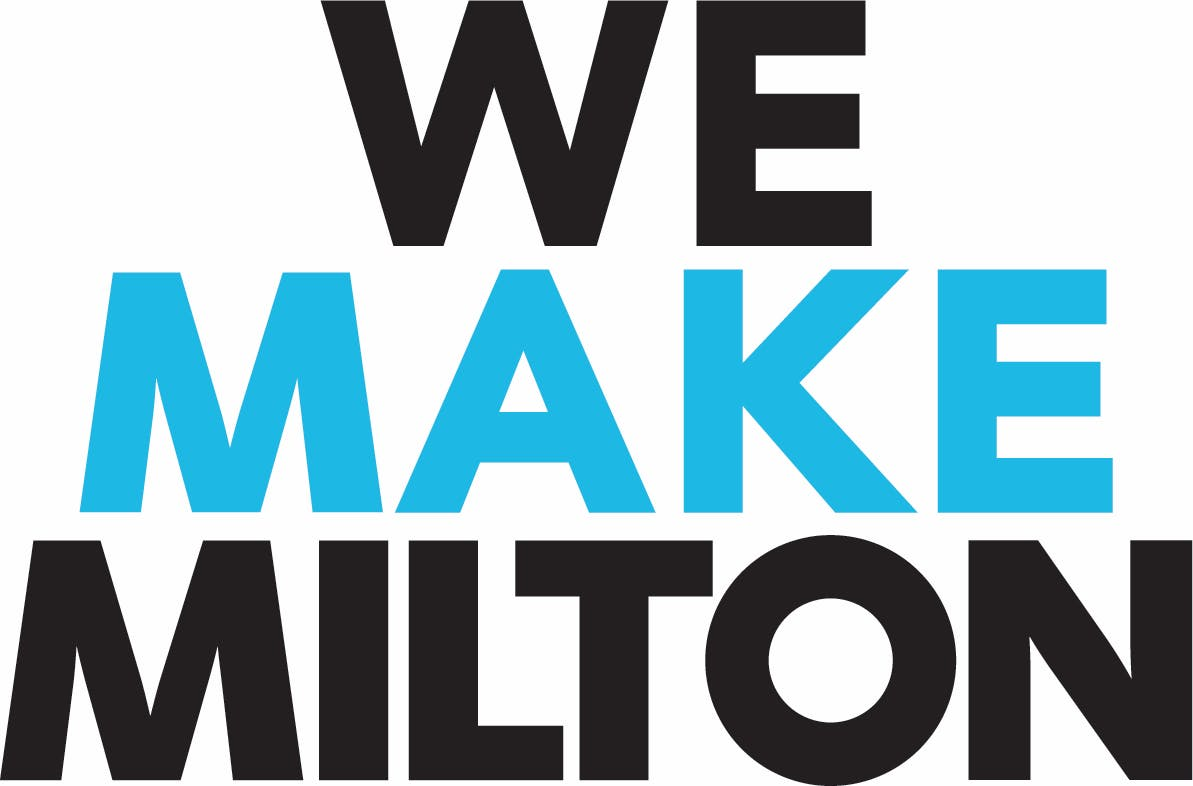 Milton_WeMakeMilton_Logo_Wordmark_4C_POS
