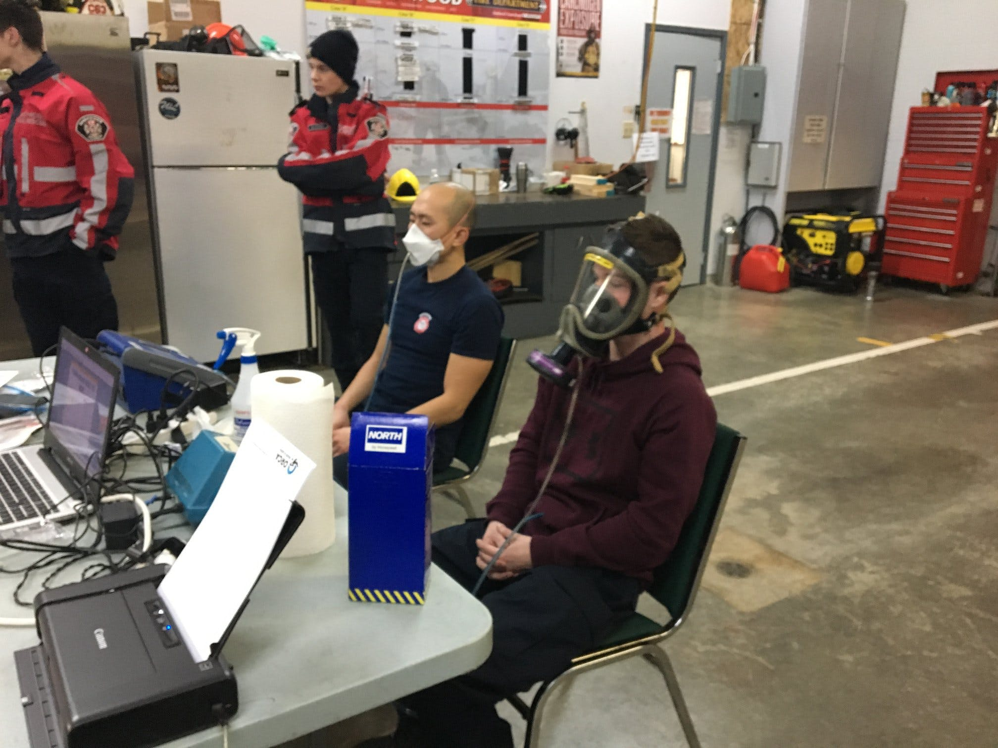 Scba Fit Testing