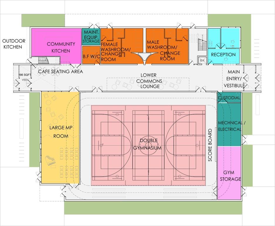 Option A - Floorplan1