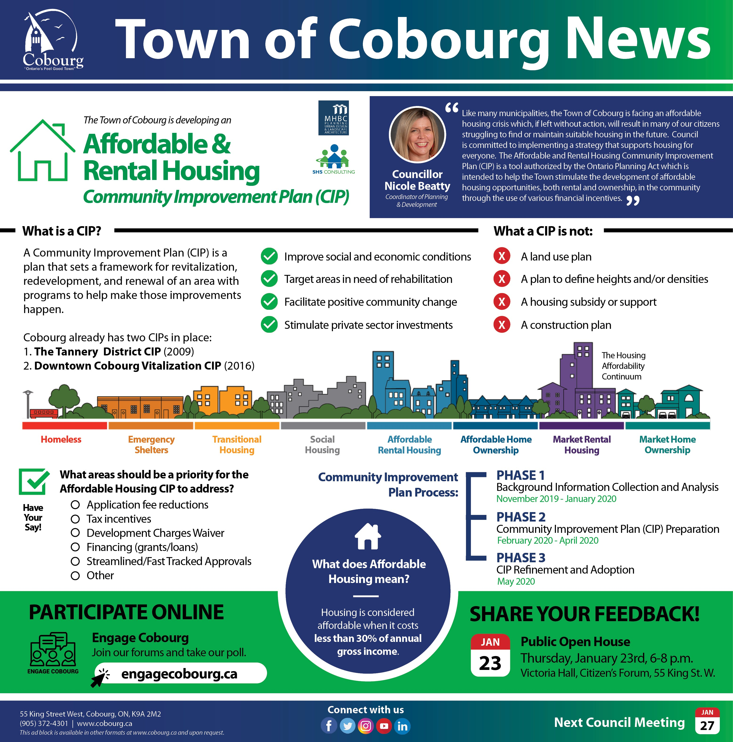 Town of Cobourg_Ad Block_January 23 2020