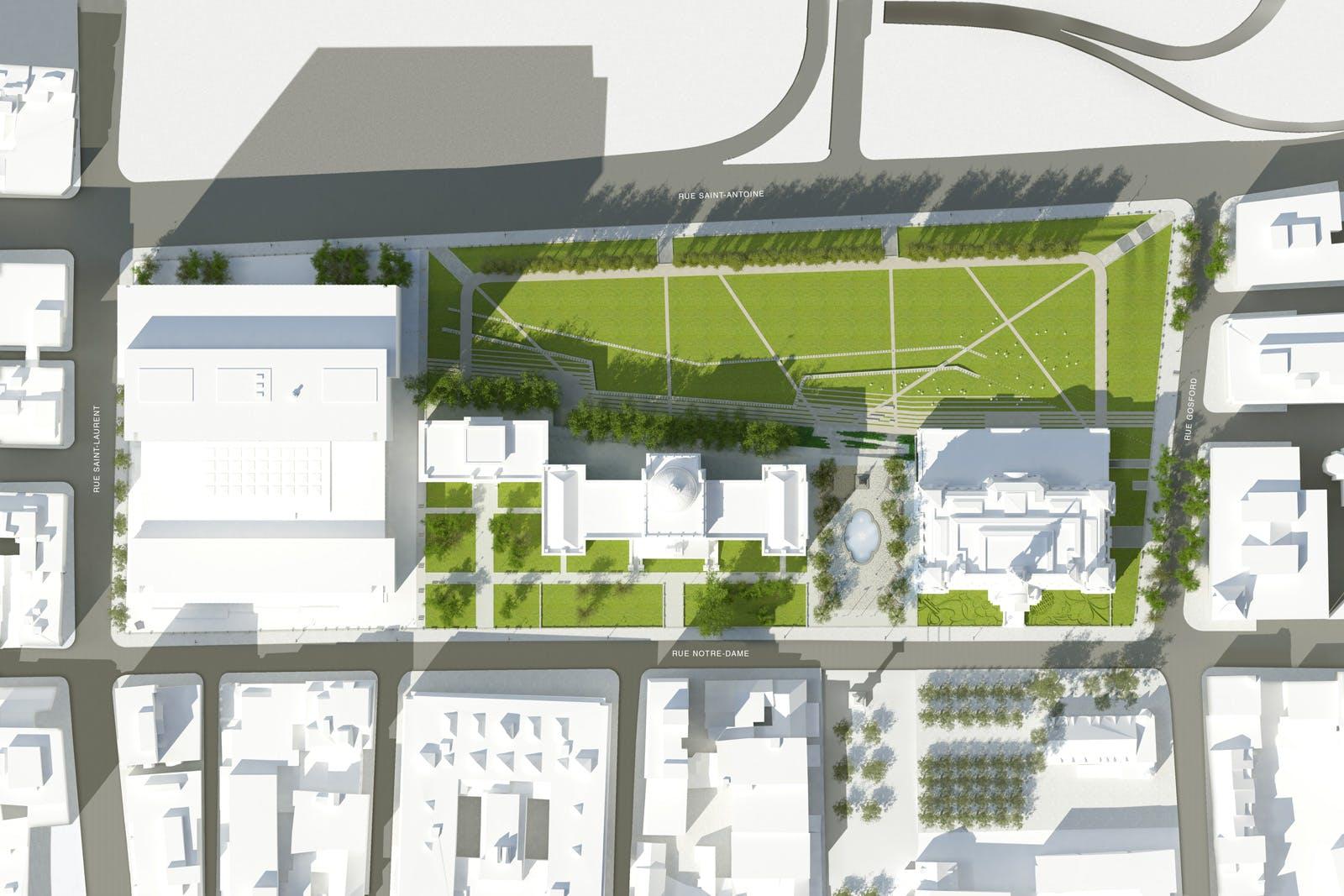 Cité administrative – Vision 2025