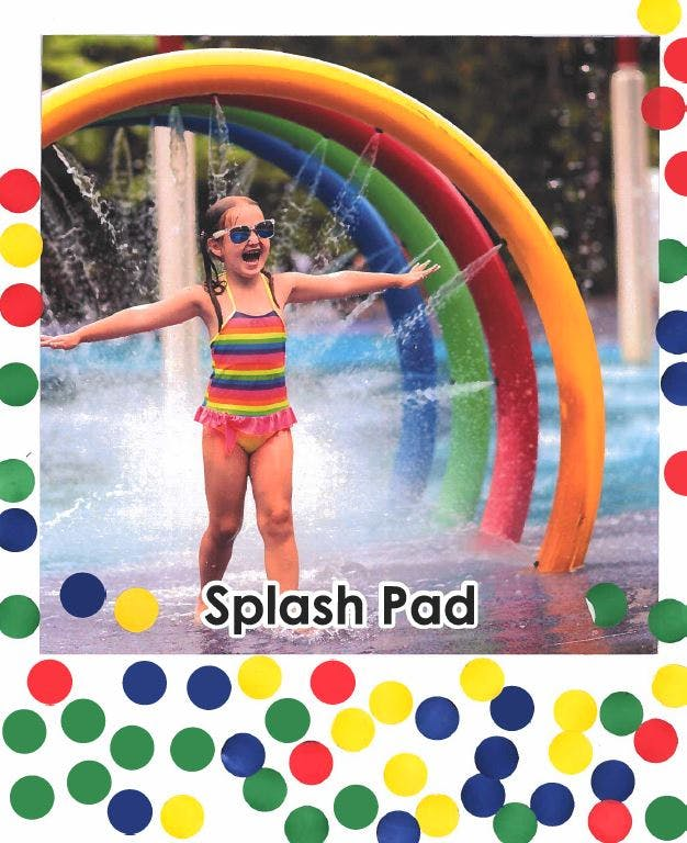 Splash Pad - 58 Votes
