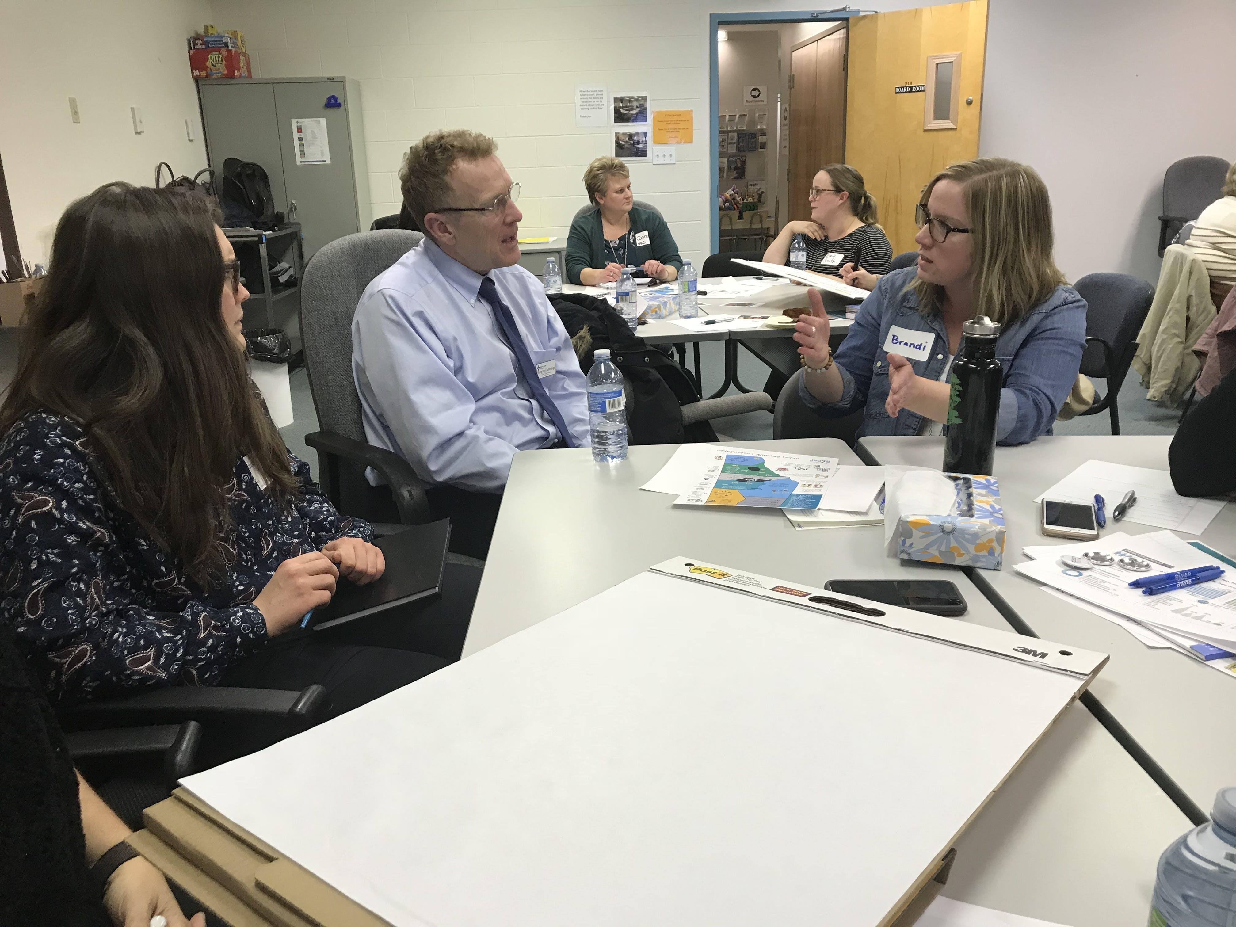 December 4: Paddle Prairie Community Conversation