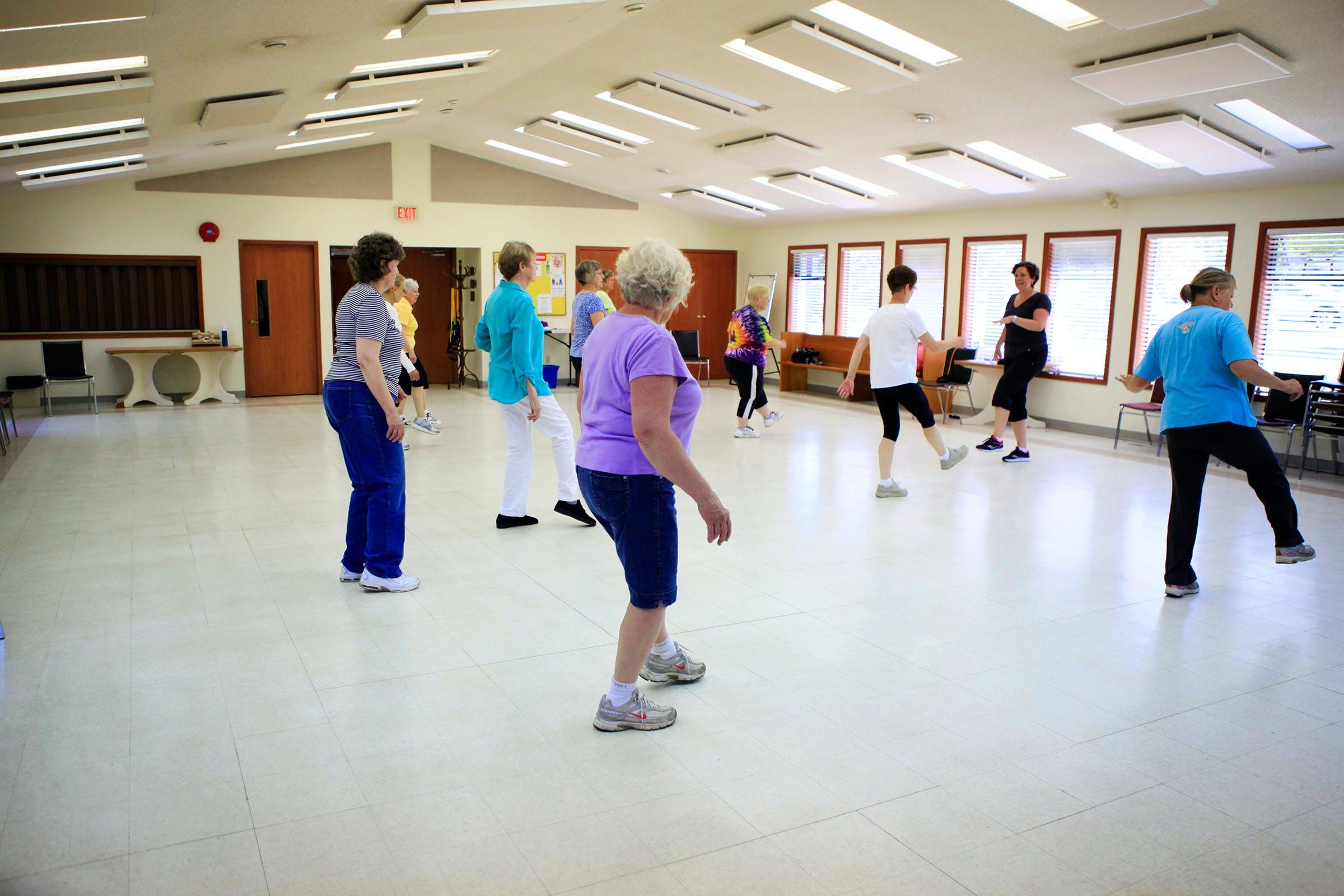 Adult Fitness 2