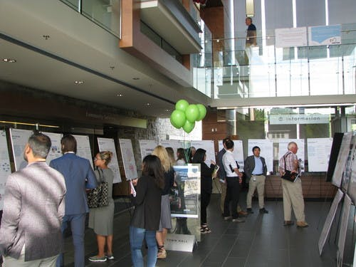 The Planning and Development Fair on June 26