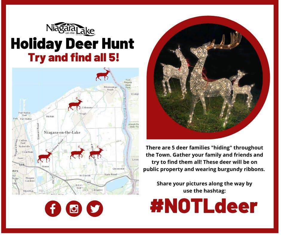 Oh Deer Facebook