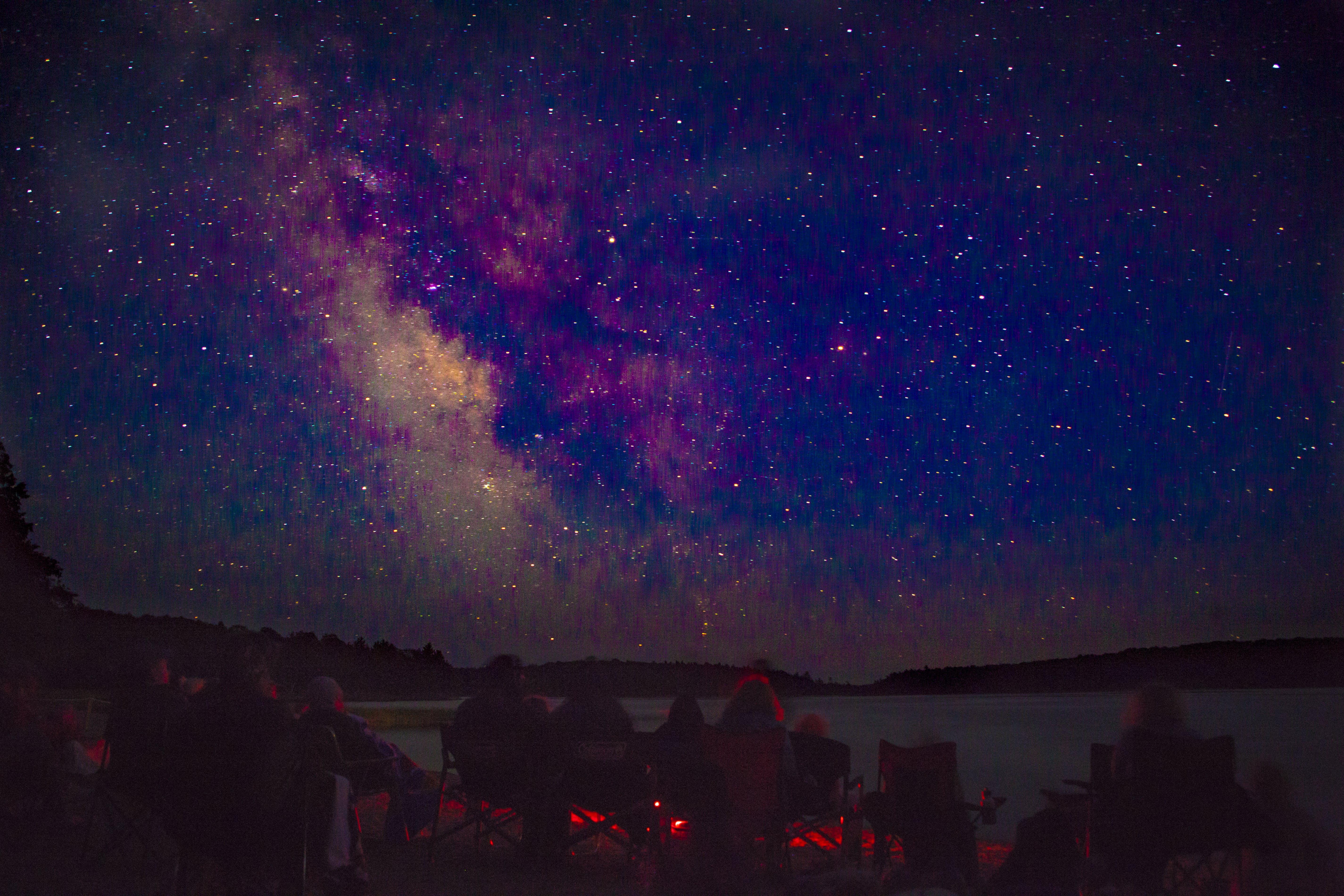 Les étoiles à Kejimkujik