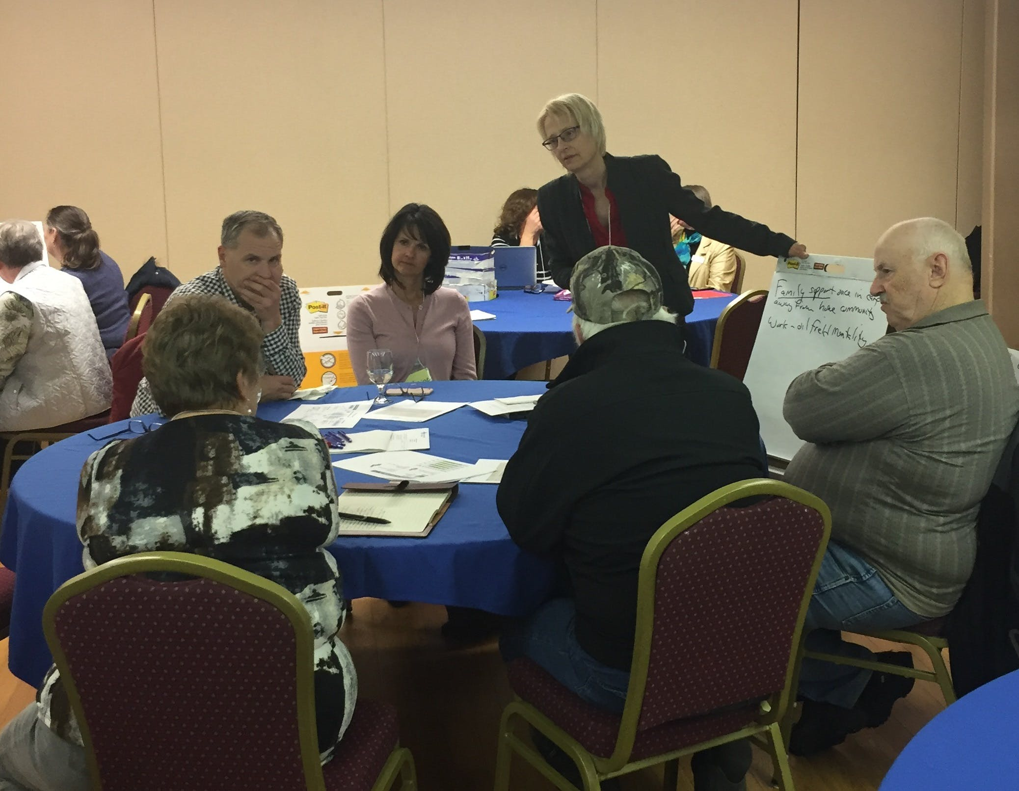 March 11 High Prairie Community Conversation