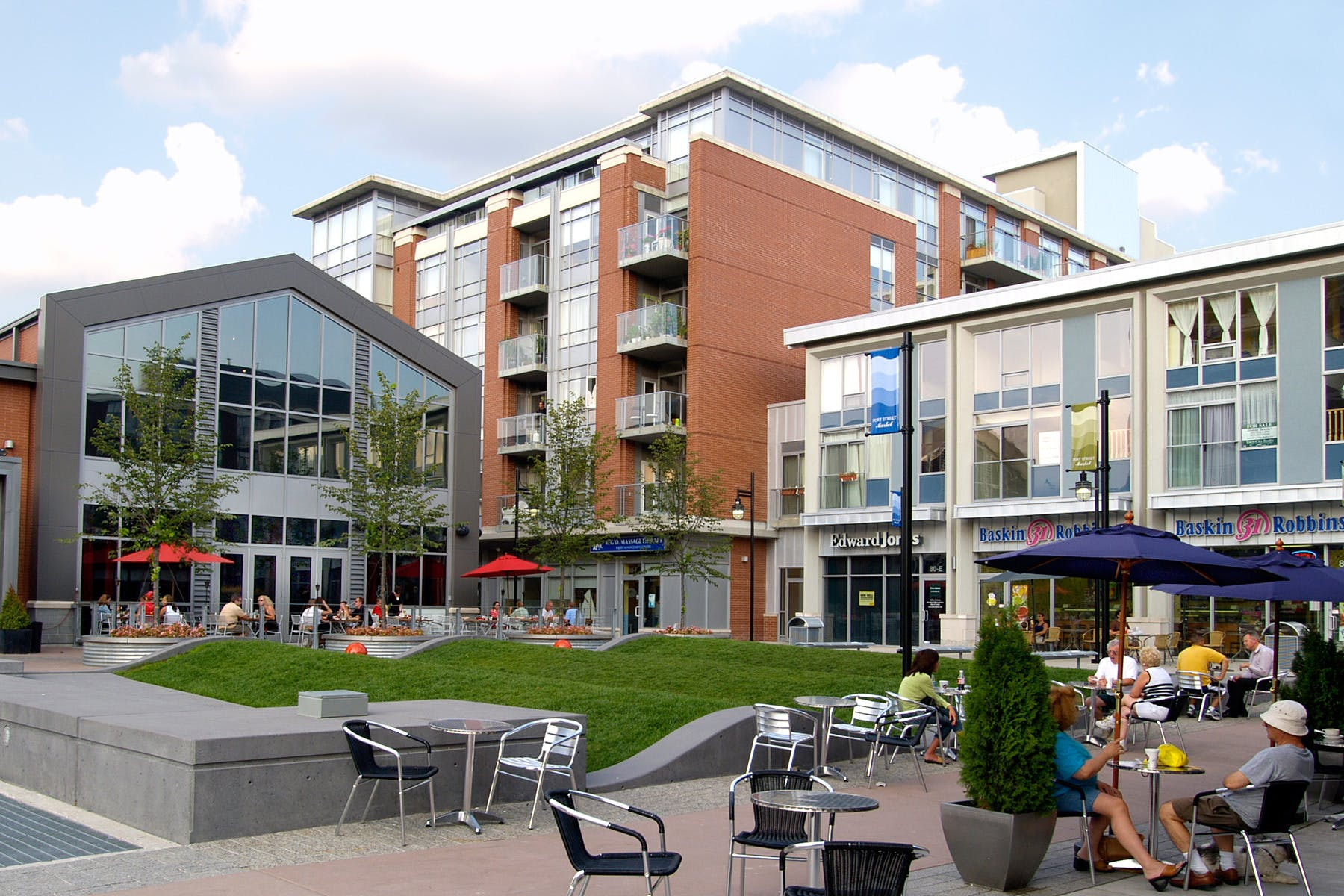 Transit-Oriented Development Example 2