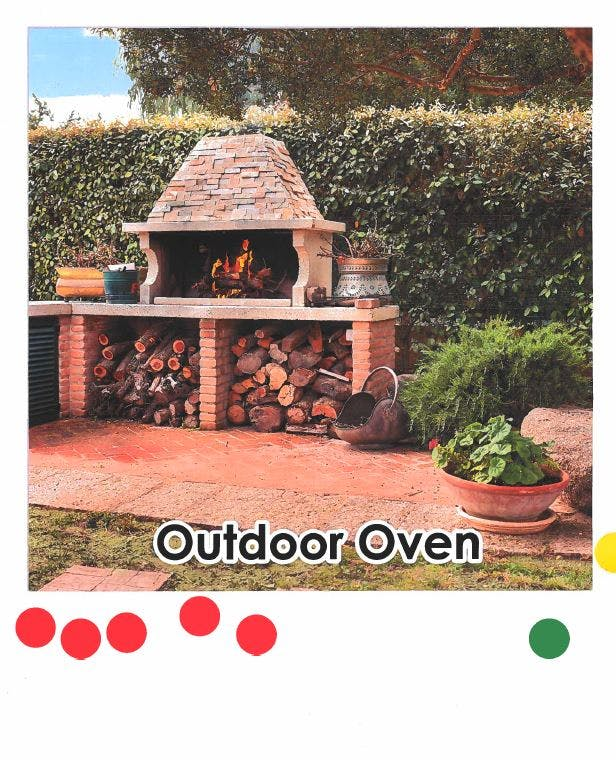 Outdoor Oven - 7 Votes
