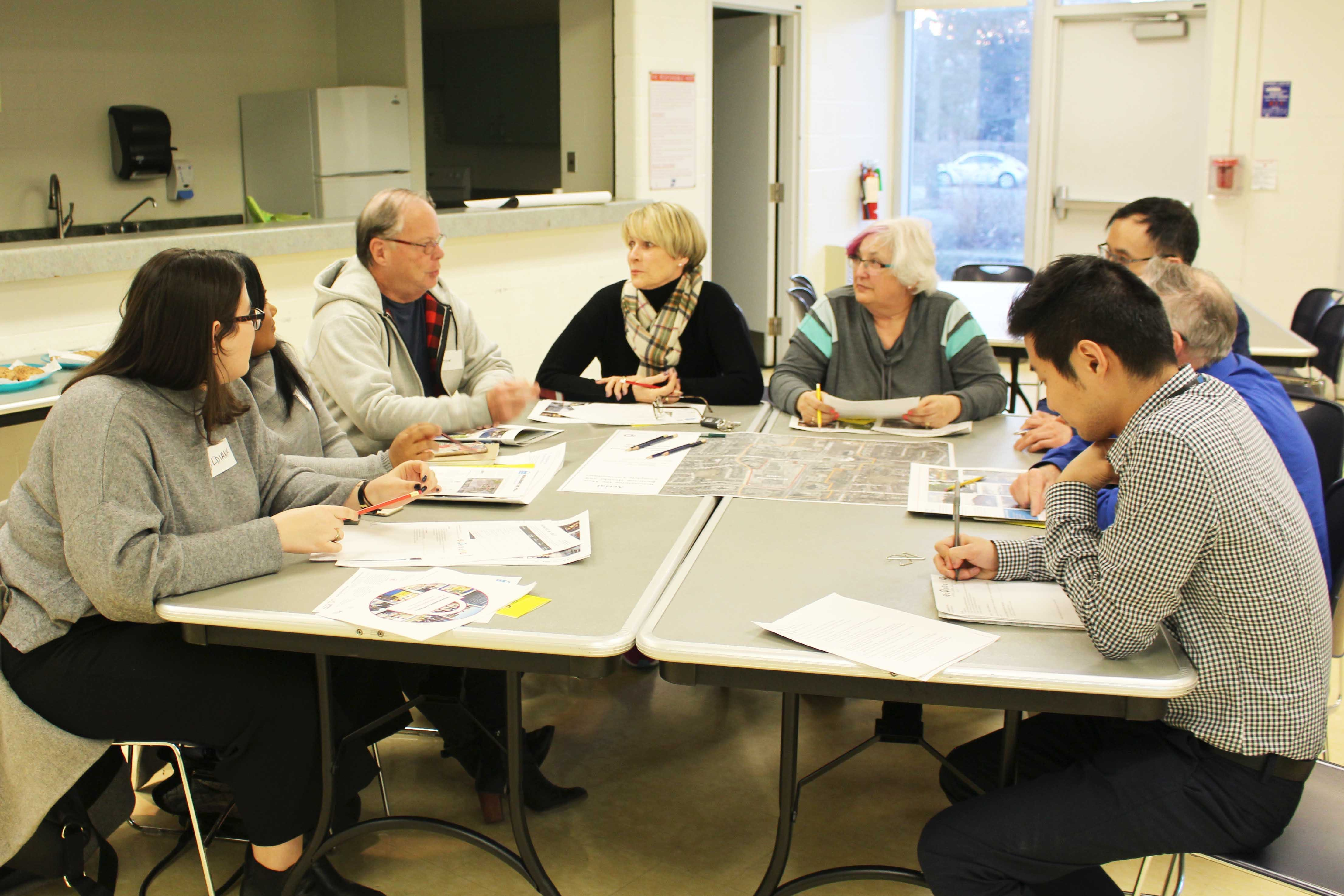 Rathwood-Applewood Community Meeting