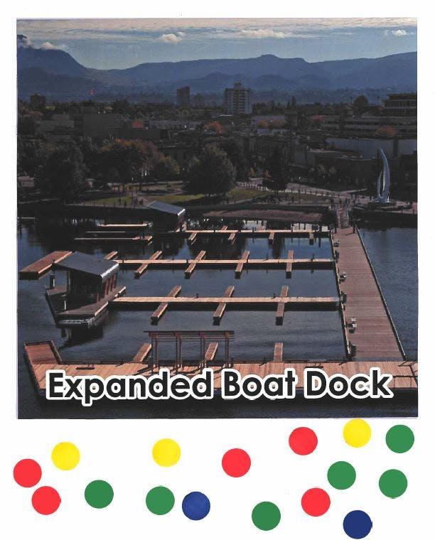 Expanded Boat Dock - 16 Votes