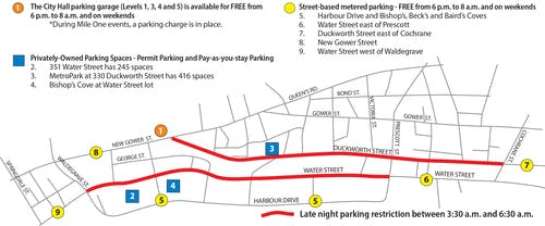 Downtown Winter Parking Notice_map